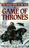 Book cover of Game of Thrones by George R.R. Martin