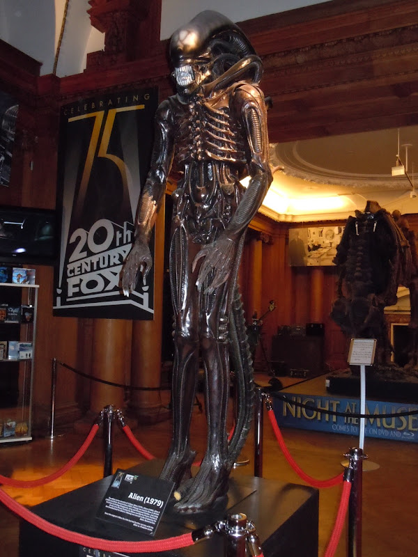 Alien 1979 movie replica