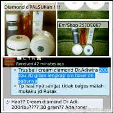 Pemalsuan Diamond