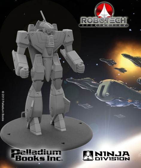 Robotech Role Playing Game 1986 Siembieda Paladium RPG free shipping