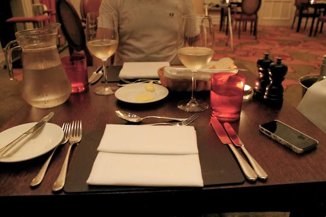 marriott dinner
