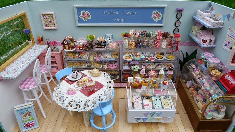 Littlest Sweet Shop