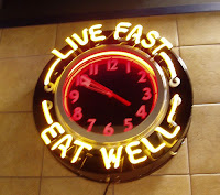 Live Fast, Eat Well image