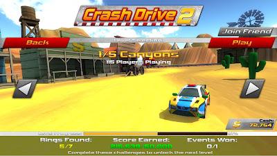 Crash Drive 2 каньйон