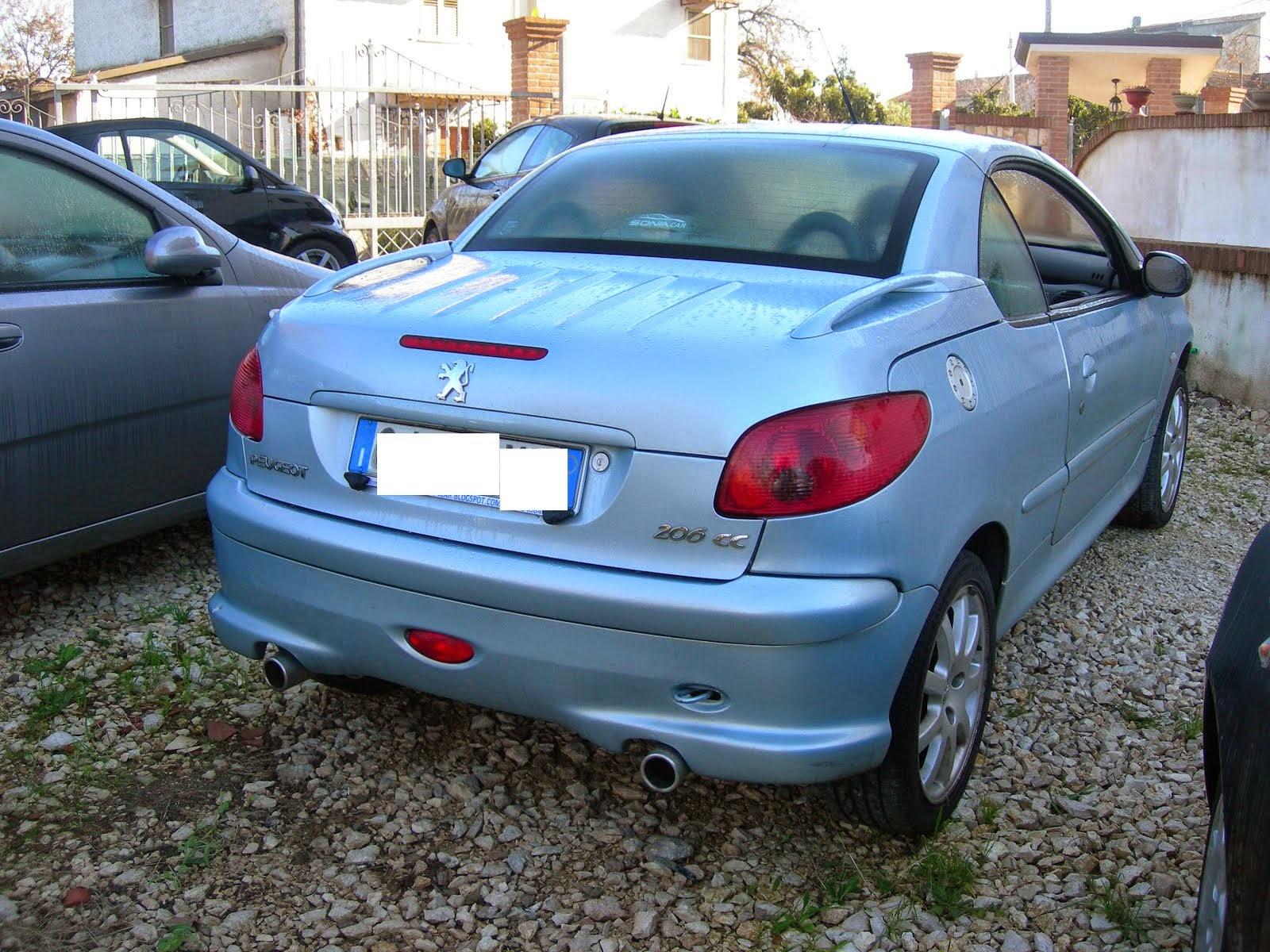 Unico Proprietario - con tagliandi Peugeot