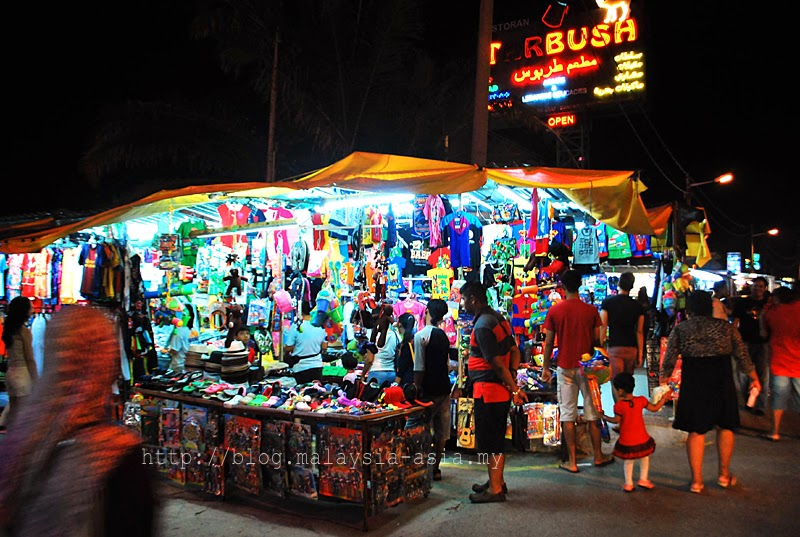 Night Market Batu Feringi