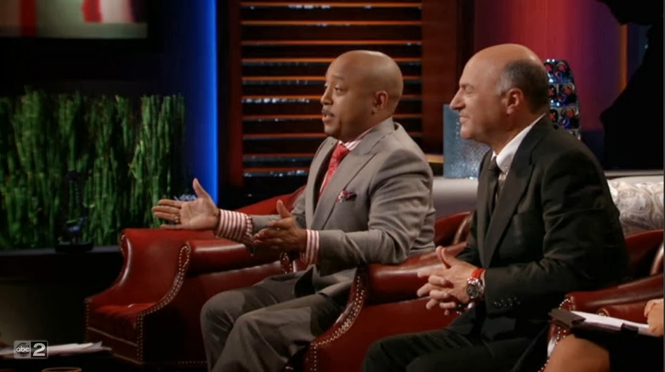 shark tank daymond john and mr. wonderful