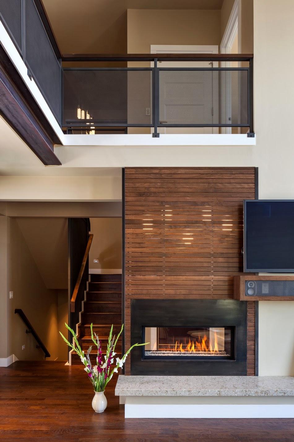 Karena itulah biasanya orang Indonesia menggunakan beton untuk bagian bawah rumahnya kemudian dilanjutkan dengan kayu untuk bagian atasnya. & Gambar Desain Rumah Artis Paling Mewah Kombinasi Kayu dan Batu yang ...