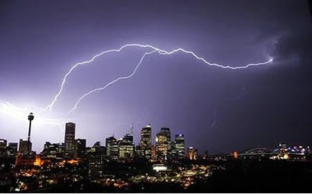 Fotos de Rayos (lightning) en Catamarca, Argentina.