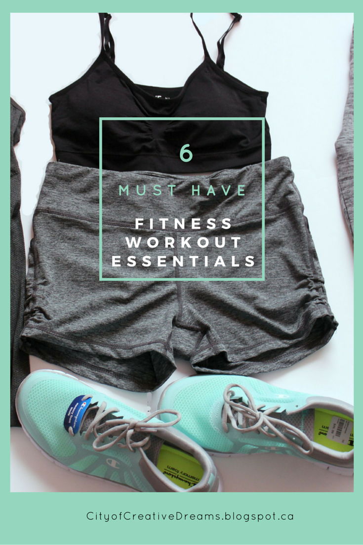 must have fitness workout essentials