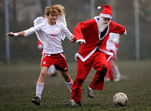 Father Christmas Cup