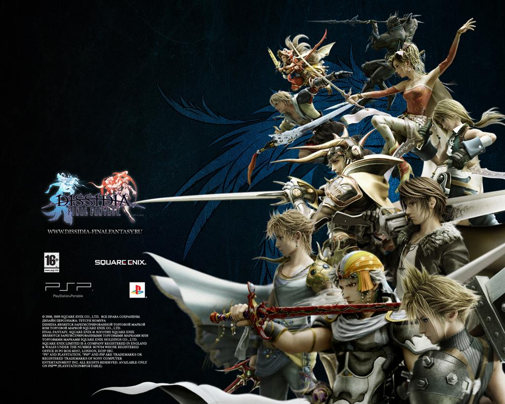 Final Fantasy HD & Widescreen Wallpaper 0.743421949459603