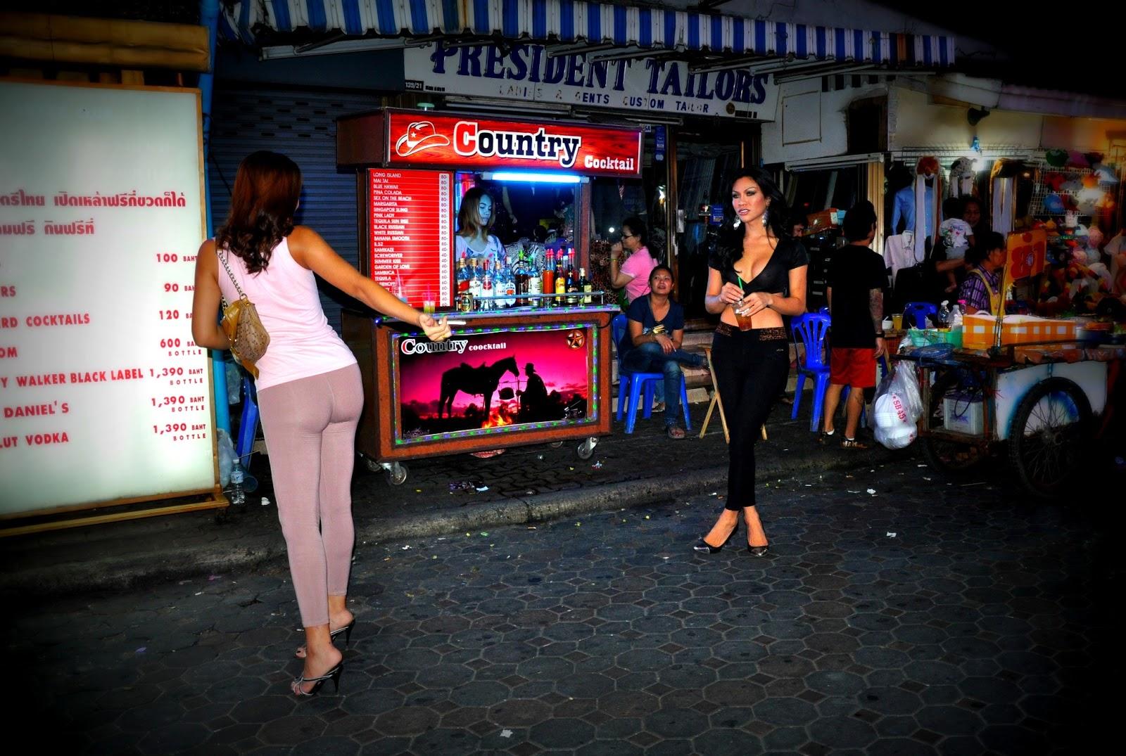 В тайланде транс знакомства