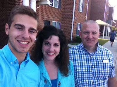 Family Weekend at Liberty University