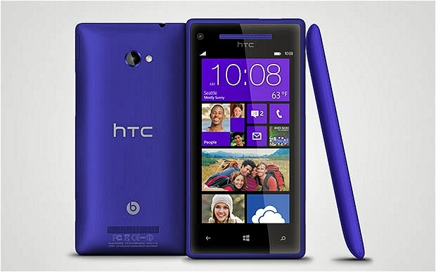 HTC WINDOWS PHONE 8X Review