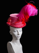 Hats I Created In My Atelier: Show Girl.