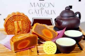 Tặng quà Trung thu sành điệu với Maison Des Gâteaux, bánh Trung thu Maison Des Gâteaux, tết trung thu, banh trung thu ngon, diem an uong ngon, cua hang banh trung thu