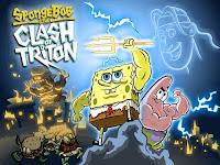 Spongebob   And The Clash Of Triton 1