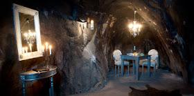 caveroom01 Hotel yang Terletak 155 meter di bawah Permukaan Bumi
