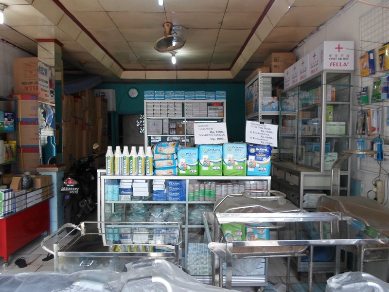 toko family medical Our Showroom