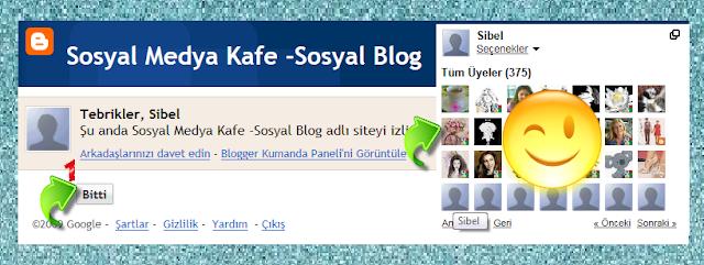 blogu takip etme resimli anlatım