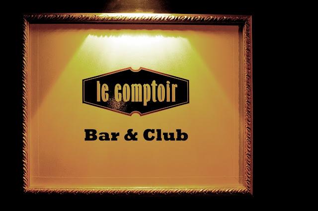 reserver cocktails le comptoir
