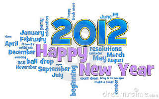 New Happy New Year 2012 Greetings Wishes HD photos