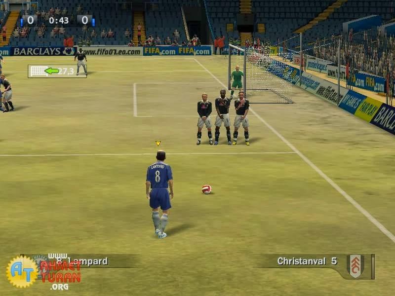 Fifa 07 Русификатор