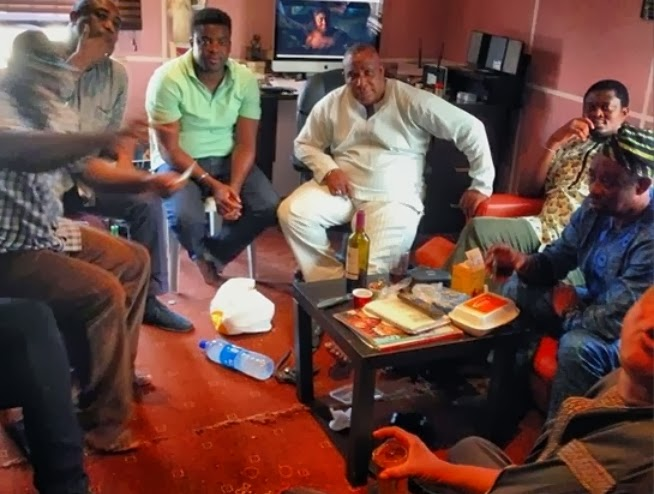 nollywood yoruba actors meeting