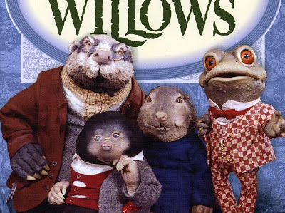 Wind Willows Disney Channel animated series Mt. Toad