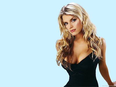 Gorgeous Jessica Simpson Wallpaper-1600x1200-84