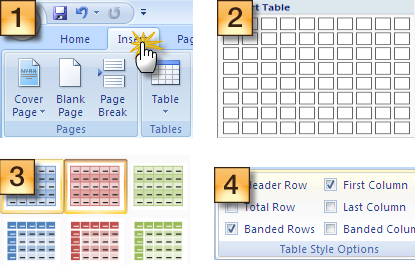 Homemade diy howto make how make colorful html table in for How to make a table in html