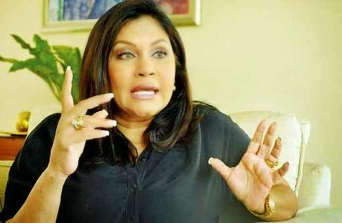 Rosy Senanayake speaks about Mahinda Rajapaksa