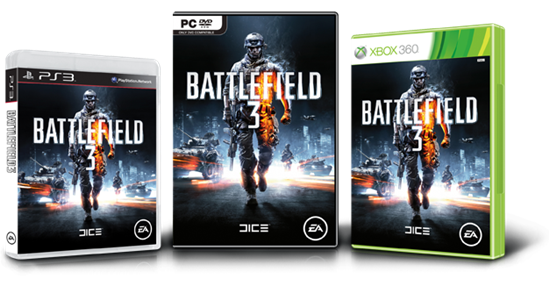 Battlefield 3 Box Art. Posted by Cobus G at 2:07 PM · Email This BlogThis!