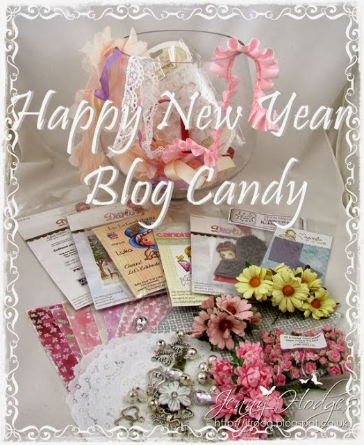 Happy New Year  Blok Candy