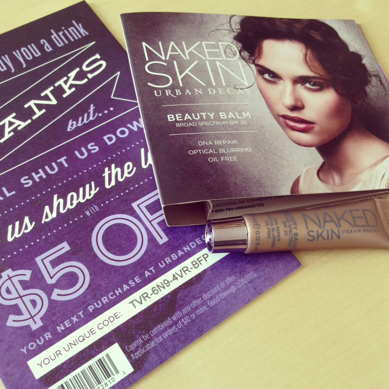Feminine, a little dangerous and a lot of fun, Urban Decay offers high-performance.