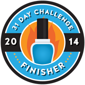 #31DC2014 Finisher