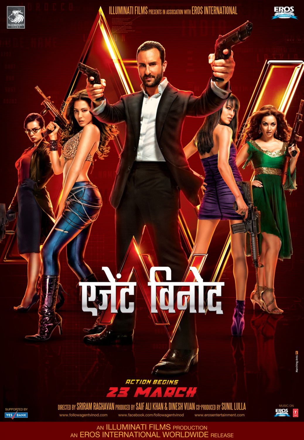 Agent Vinod Full Movie Watch Online Free Hd