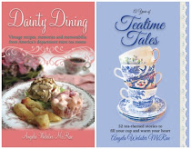 """Dainty Dining"" and ""A Year of Teatime Tales"""