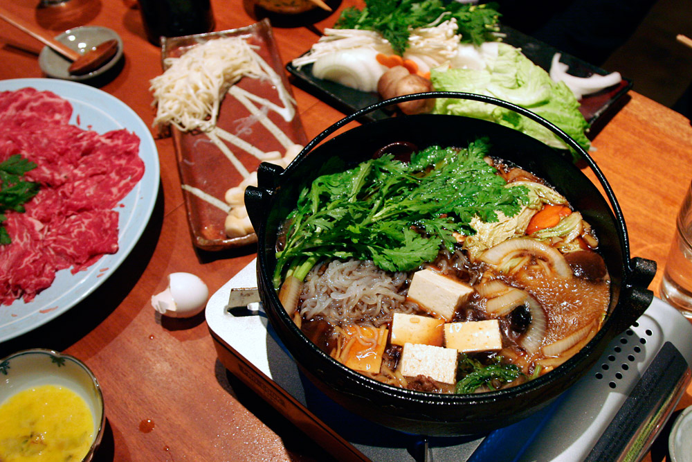 shabu-shabu: go out to cook instead! | soul-searching through foods