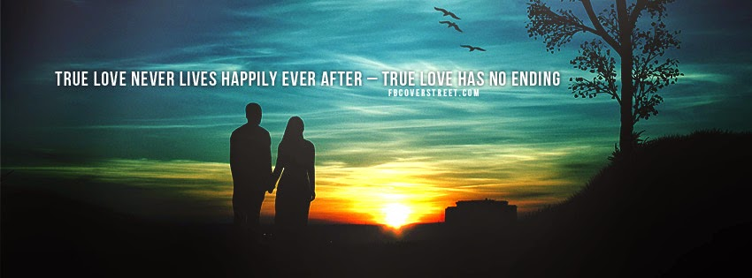 Cute Love Quote Images Facebook Cover