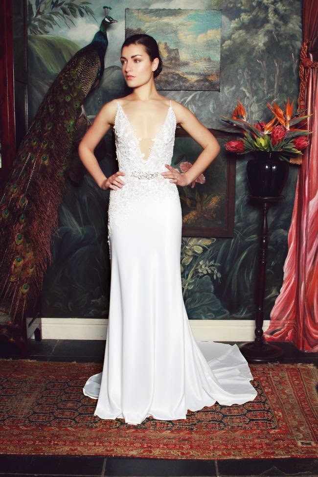 2015 Anna Georgina Bridal Collection