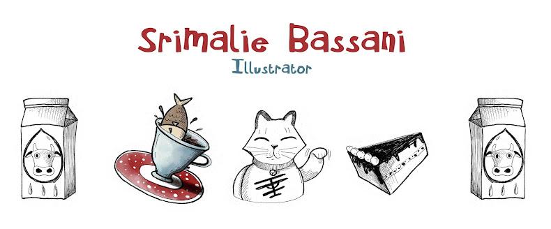 Srimalie Bassani illustratrice