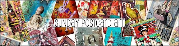Sunday Postcard Art