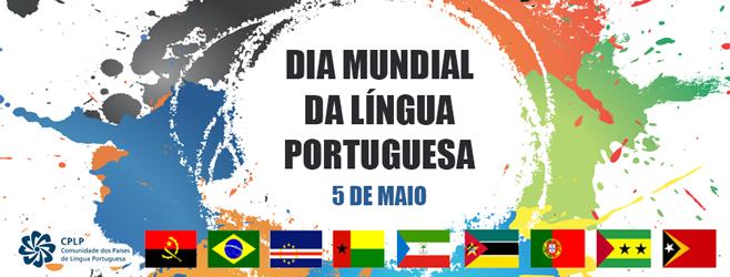 DIA MUNDIAL DA LÍNGUA PORTUGUESA - 5 DE MAIO