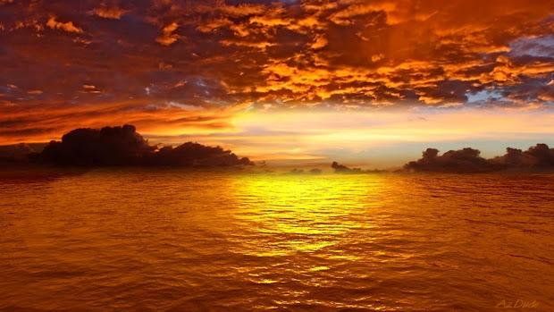 amazing sunsets - bellisima