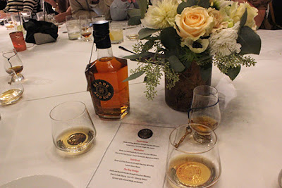 Blade and Bow Whiskey and Food Pairing