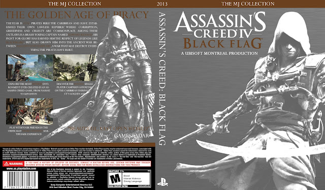 Capa Assassins Creed IV Black Flag PC