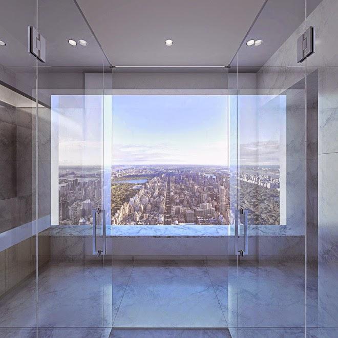 Penampakan Penthouse Seharga 1 Triliun Di New York Gedung Termewah Termahal Terkaya Terbaik Terbagus Apartemen Termahal