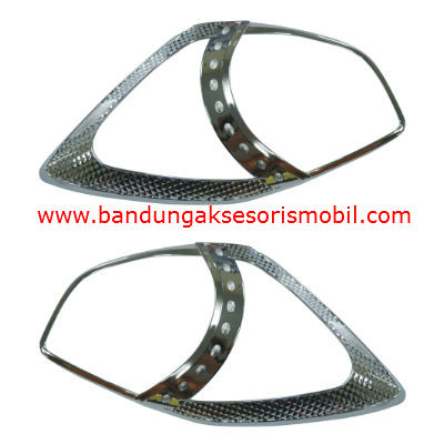 Cover Head Lamp Agya/Ayla